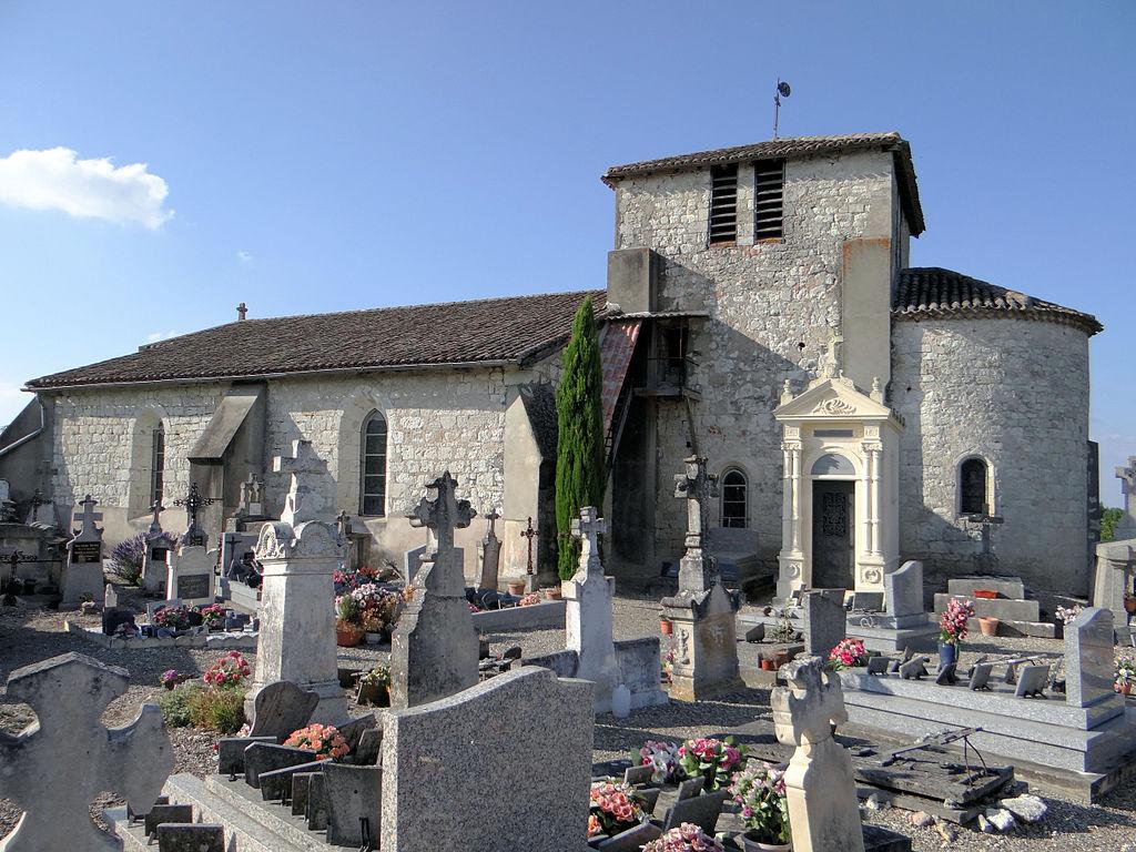 St-Nazaire-de-Valentane Église Saint-Nazaire