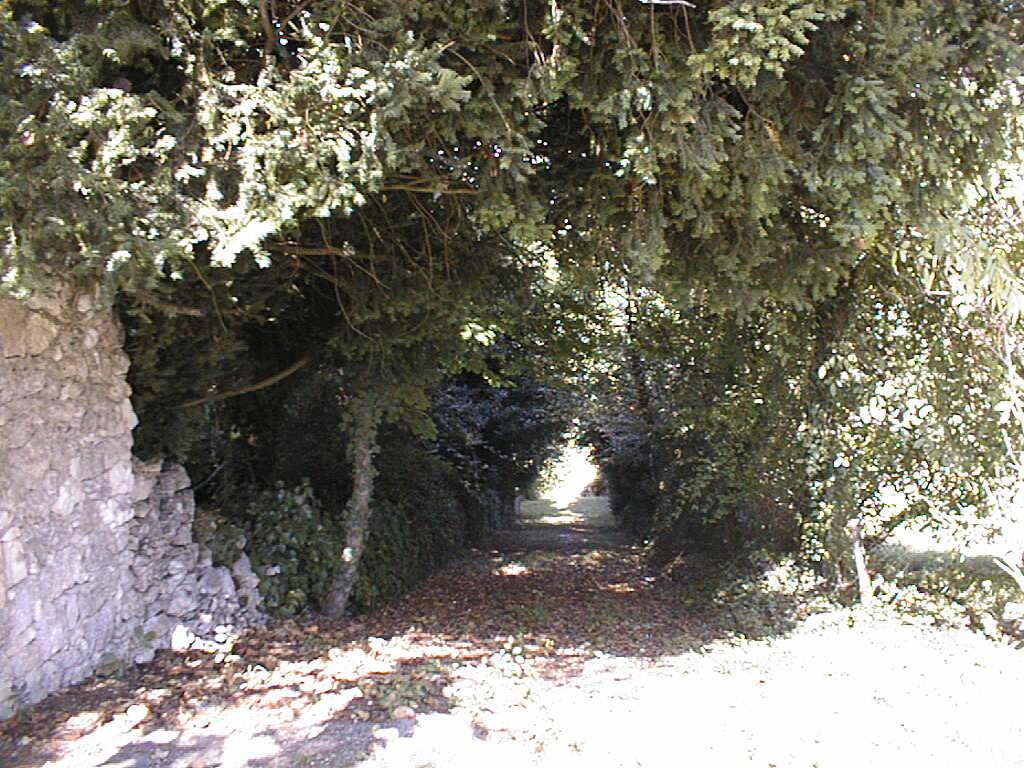 St Nazaire-de-Valentane chemin