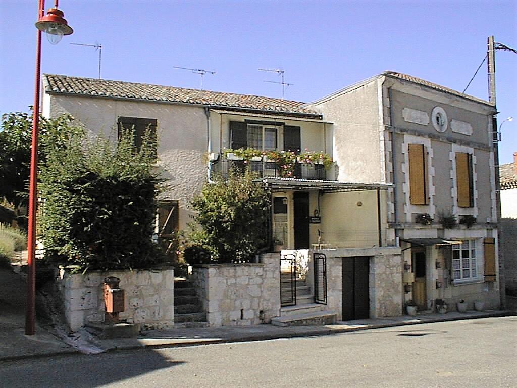 St Nazaire-de-Valentane rue